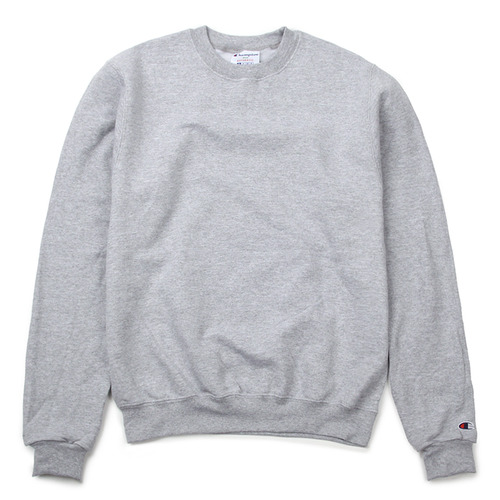 [CHAMPION] ECO CREW (Oxford Gray) 챔피온 에코 크루넥