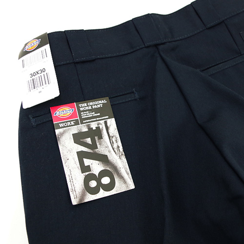 [Dickies] Original 874 Work Pant (Dark Navy) 디키즈 오리지널 874 워크팬츠