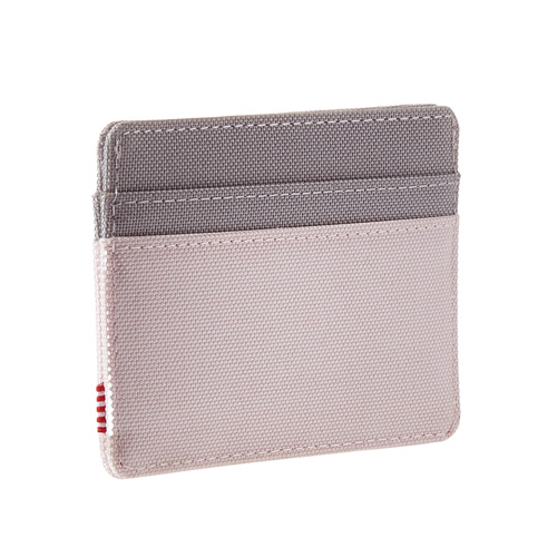[Herschel] Charlie Card Wallet (Cloud Pink/Ash) 허쉘 찰리 카드월렛/지갑