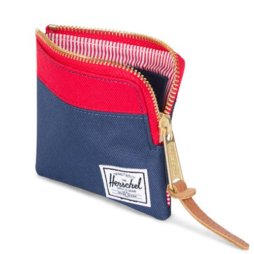 [Herschel] Johnny Wallet (Navy/Red) 허쉘 조니 월렛/지갑