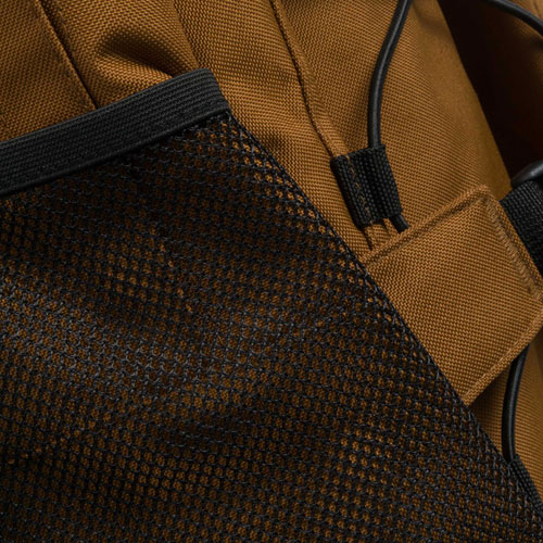 칼하트 WIP 킥플립 백팩 [Carhartt WIP] Kickflip Backpack (Hamilton Brown)