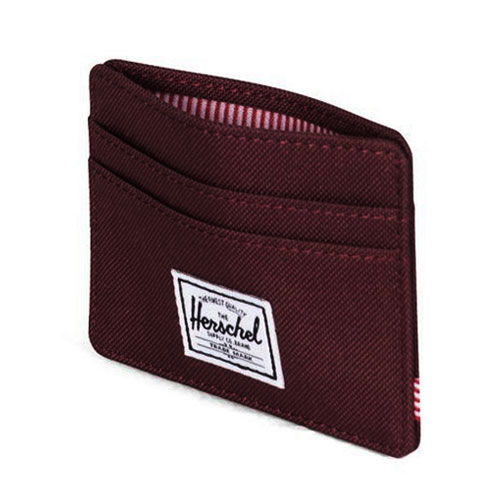 [Herschel] Charlie 746 Card Wallet (Windsor Wine) 허쉘 찰리 카드 월렛/지갑