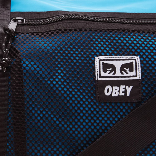 [OBEY] Conditions Duffle Bag (Pure Teal) 오베이 컨디션스 더플백