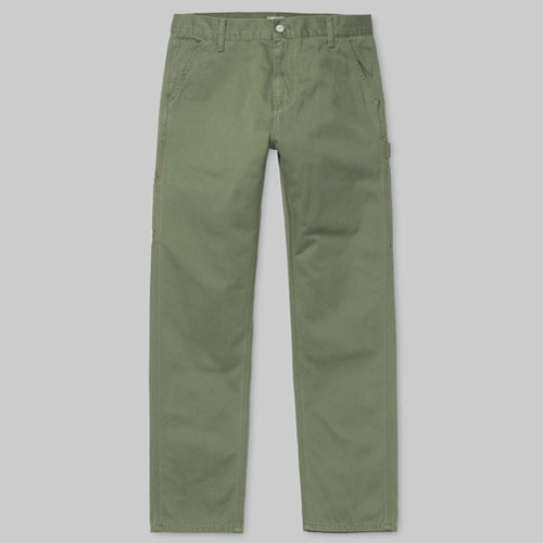 [Carhartt WIP] Ruck Single Knee Pant (Dollar Green Stone Washed) 칼하트 럭 싱글니 팬츠