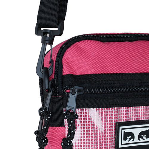 [OBEY] Conditions Traveler Bag II (Magenta) 오베이 컨디션스 트레블러 백2
