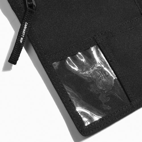 [CARHARTT WIP] Collins Neck Pouch (Black) 칼하트 콜린스 넥 파우치