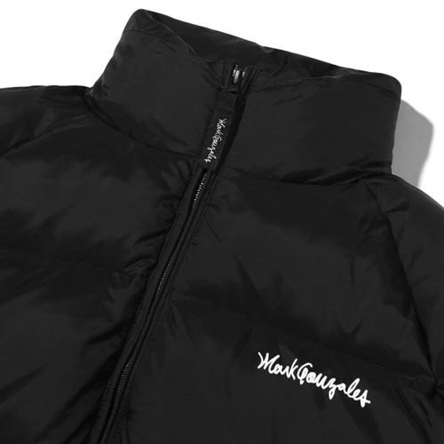 [Mark Gonzales] M/G Duck Down Puffer Jacket (Black) 마크곤잘레스 덕다운 푸퍼 자켓