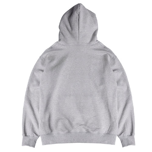 [Vynic] Wire Logo Hoodie (Heather Grey) 바이닉 와이어 로고 후드