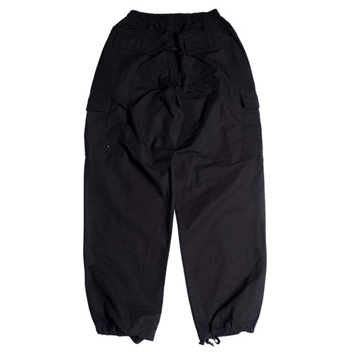 [Left] R/S 'Thana' Cargo Pants (Black)  레프트 타나 카고 팬츠