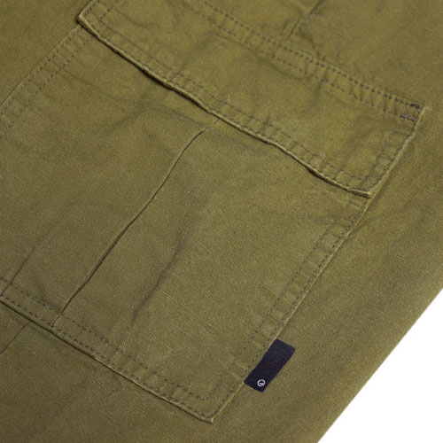 [Left] R/S 'Thana' Cargo Pants (Olive) 레프트 타나 카고 팬츠