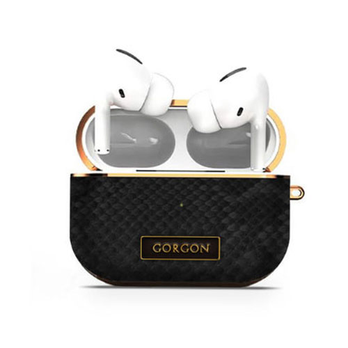 [GORGON] Real Python Airpods/Pro Case (6color) 고르곤 리얼 파이톤 에어팟 케이스