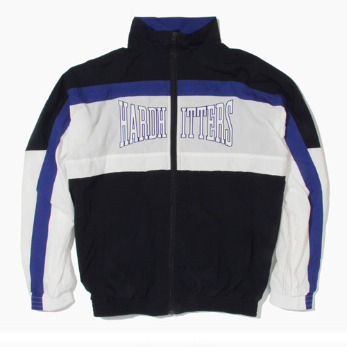 [HARDHITTERS] Boxing Track Top (Navy/White) 하드히터스 복싱 트랙탑