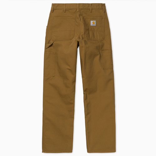 [CARHARTT WIP] Double Knee Pant Dearborn (Hamilton Brown) 칼하트 더블니 팬츠 디어본