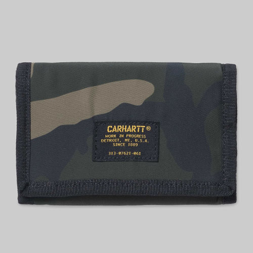 [Carhartt WIP] Ashton Wallet (Camo Laurel) 칼하트 애쉬톤 월렛/지갑