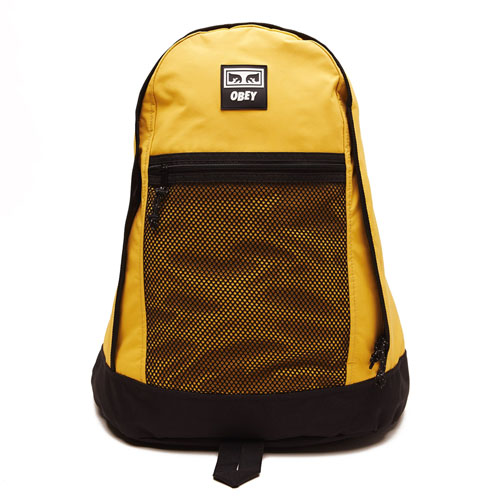 [OBEY] Conditions Day Pack (Energy Yellow) 오베이 컨디션스 데이 팩
