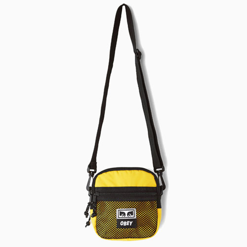 [OBEY] Conditions Traveler Bag (Energy Yellow) 오베이 컨디션스 트레블러 백