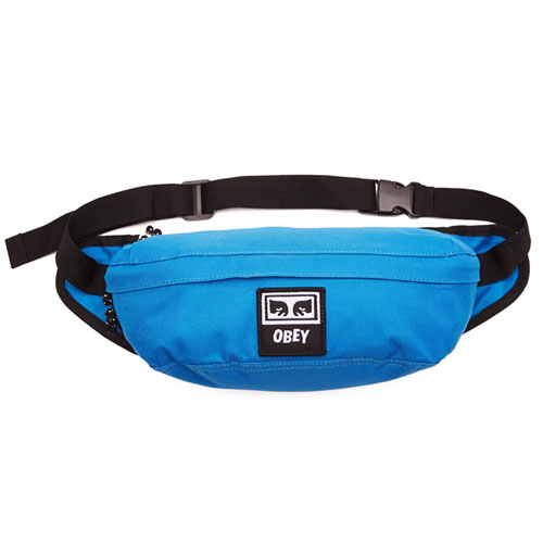 [OBEY] Drop Out Sling Pack (Sky Blue) 오베이 드롭아웃 슬링백