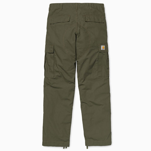 [Carhartt WIP] Regular Cargo Pant Columbia (Cypress Rinsed) 칼하트 레귤러 카고 팬츠 콜롬비아