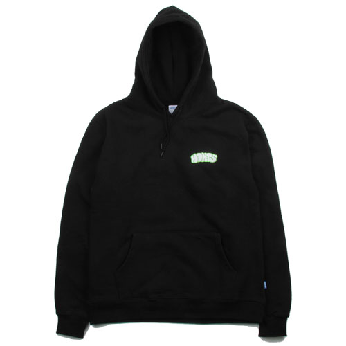 [HARDHITTERS] Sam By Pen Collab Pullover (Black) 하드히터스 샘 바이 펜 비니 후드