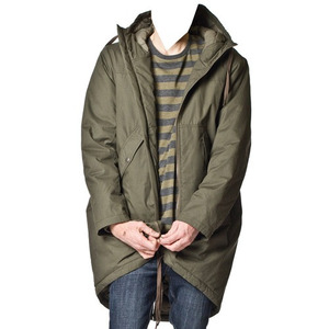 [Cheap Monday] Nyder Parka (Dark Green) 칩먼데이 파카