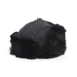 [DOTEMINE] Puppy Hat (Black) 도트마인 퍼피햇
