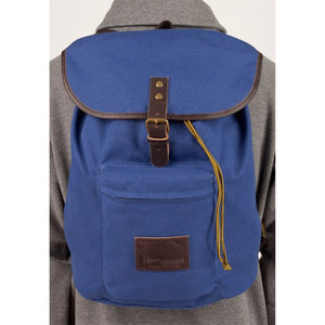 [PENFIELD] Idle Wood Backpack (Blue) 펜필드 백팩