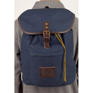 [PENFIELD] Idle Wood Backpack (Navy) 펜필드 백팩