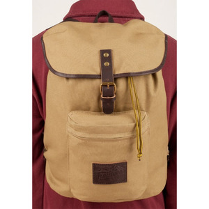 [PENFIELD] Idle Wood Backpack (Tan) 펜필드 백팩
