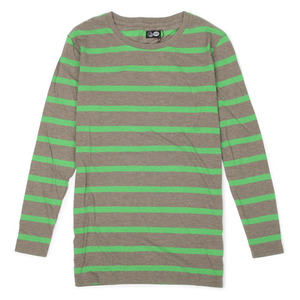 [Cheap Monday] Tarn LS Stripe (Clay) 칩먼데이 긴팔