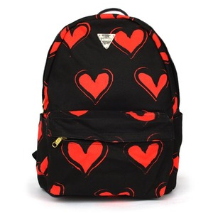 [Joy Rich] HYPER HEART BACK PACK (BLACK) 조이리치 백팩