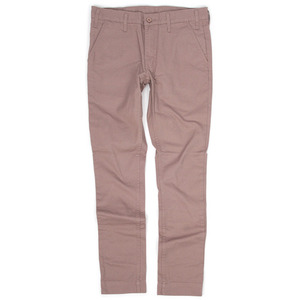 [Cheap Monday] Slim Chino (Dusty Brown) 칩먼데이 바지