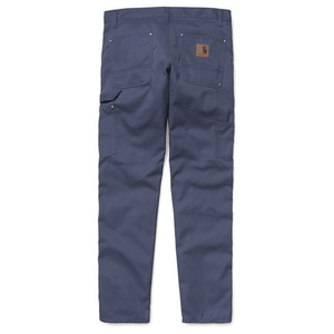 [CARHARTT WIP] LINCOLN DOUBLE KNEE PANT (Penny Blue) 칼하트 링컨 더블니 팬츠