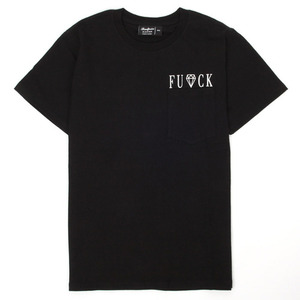BADPRICE FXXK DIAMOND T-SHIRT (BLACK)