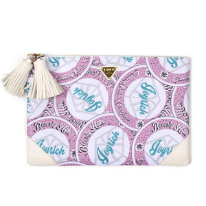 [Joy Rich] RESORT ICON CLUTCH BAG (Multi) 조이리치 클러치백