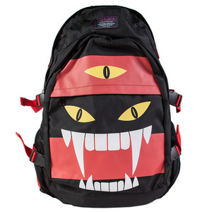 [MISHKA] KILL WITH POWER BACK PACK (Black) 미쉬카 백팩