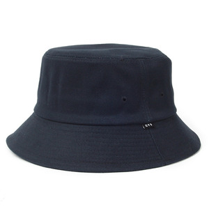 BADPRICE BASIC BUCKET HAT (NAVY)