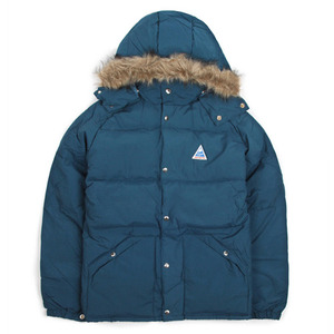 [CAPE HEIGHTS] SUMMIT EXPEDITION/DOWN PARKA (Petrol) 케이프하이츠 다운파카