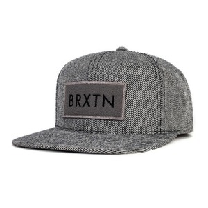 [Brixton] Rift Snap Back (Black/White) 브릭스톤 리프트 스냅백