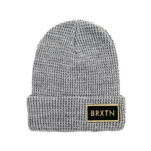 [Brixton] Rift Beanie (Light Heather Grey) 브릭스톤 리프트 비니