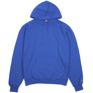 [CHAMPION] Hoodie (Royal Blue) 챔피온 무지 후드