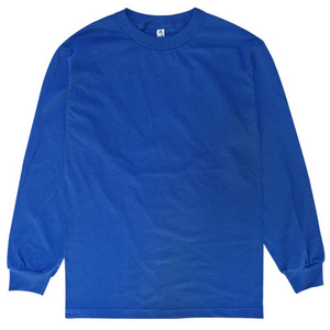 [AAA] ADULT LONG SLEEVE TEE (ROYAL) 트리플에이 긴팔