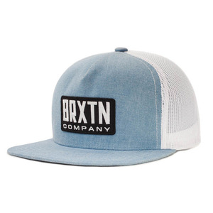 [Brixton] Herington Mesh Cap (Light Blue) 브릭스톤 헤링턴 메쉬캡