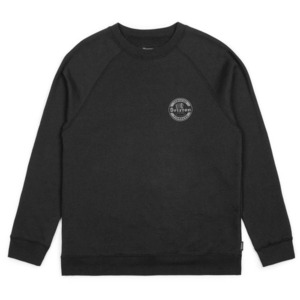 [BRIXTON] SOTO CREW FLEECE (BLACK) 브릭스톤 소토 크루넥